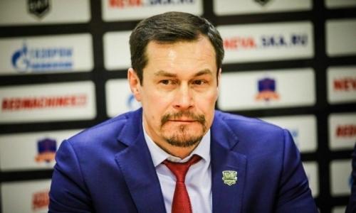 «Не хватило одной шайбы». Наставник «Нефтяника» по достоинству оценил «Сарыарку» в плей-офф ВХЛ