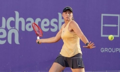 Казахстанская теннисистка с первым номером посева пробилась в основную сетку турнира US Open