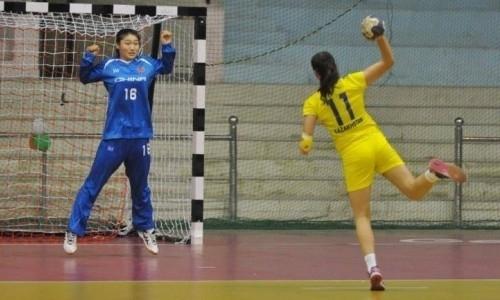 Казахстанские гандболистки одержали победу на чемпионате Азии до 18 лет