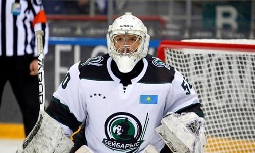 Вратарь «Бейбарыса» отстоял три «сухаря» на Кубке Казахстана