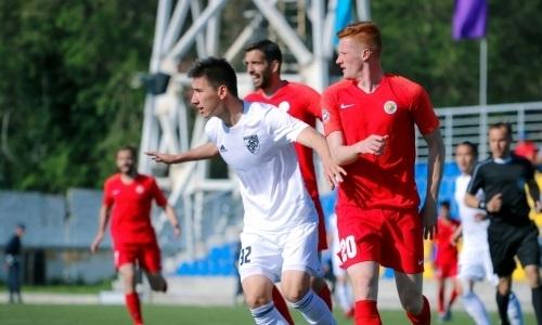 «Кызыл-Жар СК» и «Жетысу Б» голов не забили в матче Первой лиги