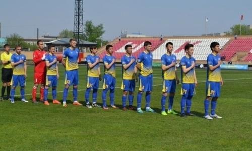 «Академия Оңтүстік» и «Алтай» победителя не выявили в матче Первой лиги