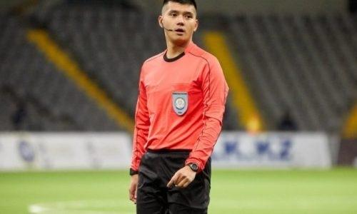 КФФ высказалась о ситуации с пенальти на 100-й минуте матча «Ордабасы» — «Шахтер»