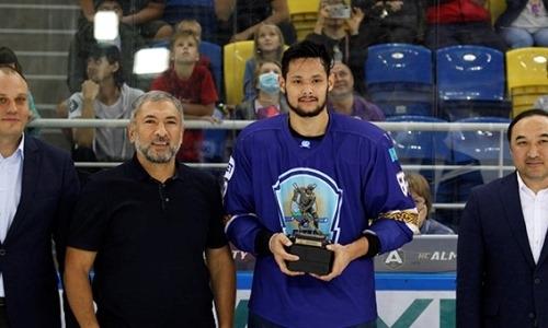 Названы лучшие игроки Кубка Казахстана