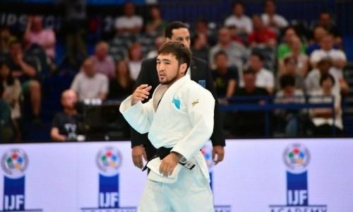 Дзюдоисты Сметов и Галбадрах проиграли в четвертьфинале чемпионата мира в Токио