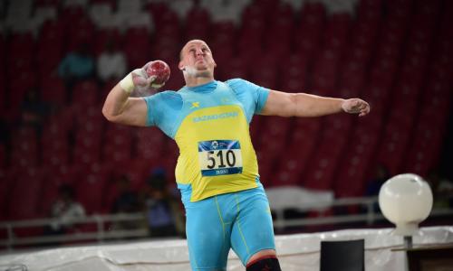 Казахстанский легкоатлет — обладатель «золота» международного турнира в Южной Корее