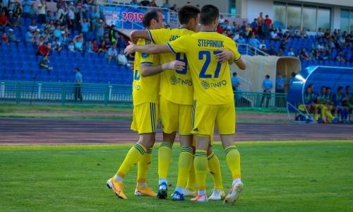 «Жетысу» переиграл на выезде «Кайсар» и одержал пятую победу подряд в КПЛ