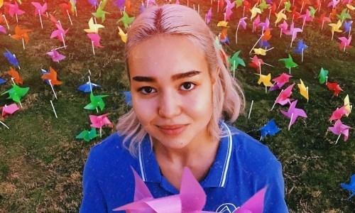 Покорившая Вьетнам казахстанская «Дейнерис» решила участвовать в конкурсе красоты