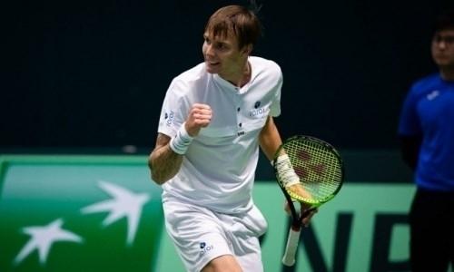 Бублик одолел колумбийца на старте US Open