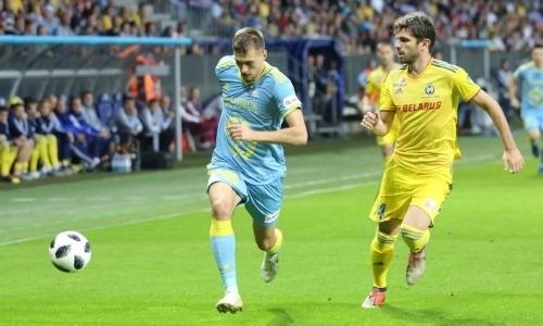 Повалидолили. «Астана» проиграла БАТЭ, но вышла в групповой этап Лиги Европы