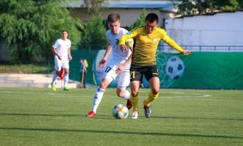 «Жетысу Б» на своем поле переиграл «Академию Оңтүстік» в матче Первой лиги