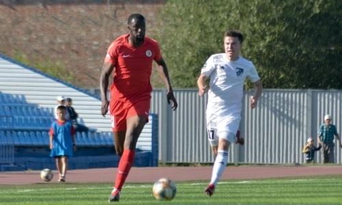 Сисей принес «Кызыл-Жару СК» минимальную победу над «Кыраном» в матче Первой лиги