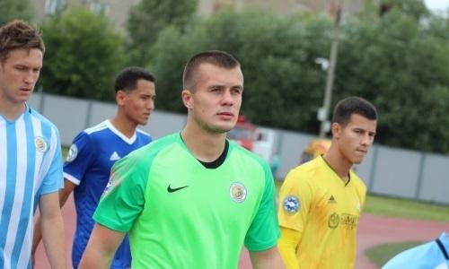 22-летний вратарь «Кызыл-Жара СК» не пропускает с середины мая
