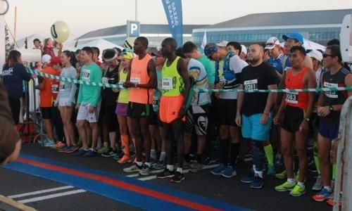 Свыше 5000 участников из разных стран зарегистрировались на участие в «Astana Marathon 2019»