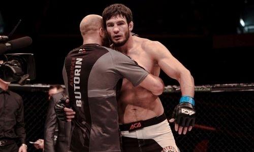 «Я не отключился наглухо». Нокаутированный за раунд казахстанский файтер объяснил произошедшее и собрался в UFC