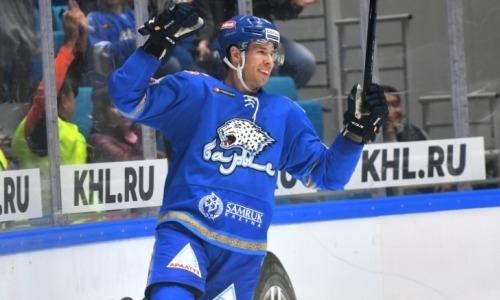 «Барыс» дважды отыгрался и одержал первую победу в новом сезоне КХЛ