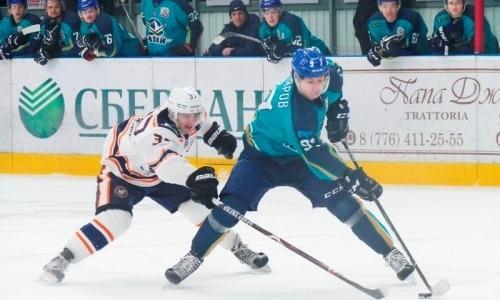 «Алтай» обыграл «Сарматов» и одержал первую победу в новом сезоне МХЛ