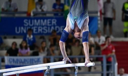 Казахстанские гимнасты завоевали шесть медалей на турнире в Грузии