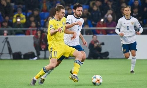 «В футболе все может быть». Футболист сборной Казахстана сделал громкое заявление перед матчем с Россией