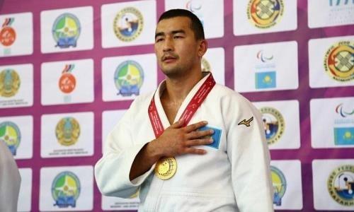 Шесть медалей завоевала сборная Казахстана на чемпионате Азии и Океании по парадзюдо