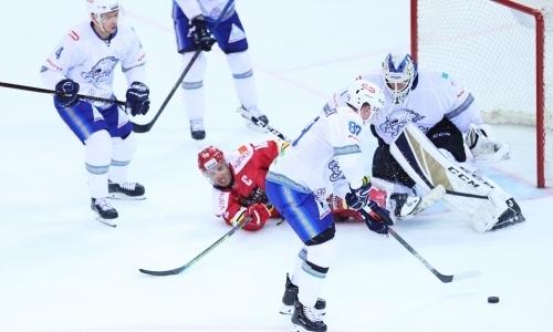 «Серьёзно досталось». КХЛ — о травме игрока «Барыса» и причинах неудач казахстанцев