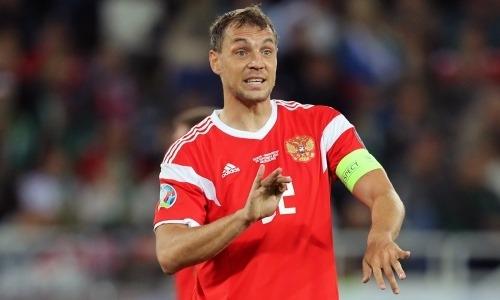 «Я вас прошу». Капитан сборной России записал видеообращение после матча с Казахстаном