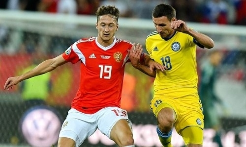 «Стало ясно, что, в принципе, люди играть умеют». Александр Шмурнов оценил сборную Казахстана в матче с Россией