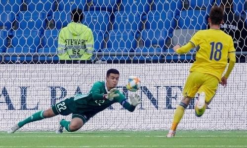 Молодежная сборная Казахстана не забила пенальти и проиграла Израилю драматичный матч отбора ЕВРО-2021