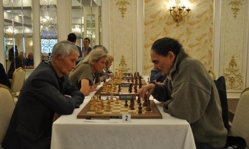 Казахстанские шахматисты завоевали весь комплект медалей на чемпионате Азии