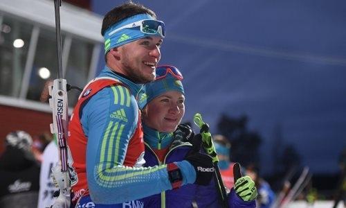 IBU отменил временное отстранение девяти казахстанских биатлонистов