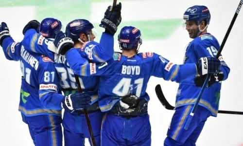 Дела идут на лад. «Барыс» выиграл второй подряд выездной матч в новом сезоне КХЛ