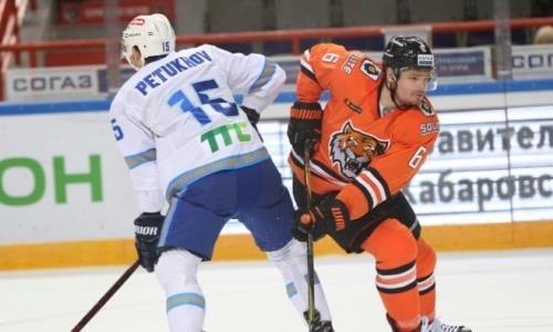 Поражение от «Барыса» стало для клуба КХЛ пятым подряд