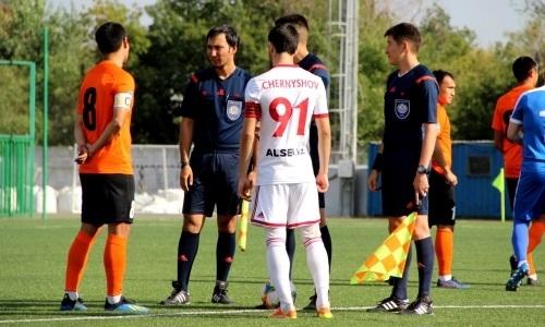 Назначения судей и инспекторов на матчи 20-го тура Первой лиги