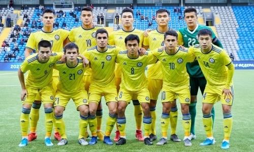 Сборная Казахстана U-21. Не дотянулись до Испании, устали от Израиля