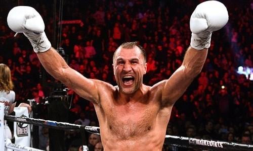 Стал известен гонорар Ковалева за титульный бой с «Канело»
