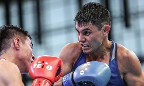 Трехкратный чемпион Казахстана с победы стартовал на чемпионате мира по боксу
