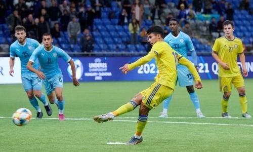 «Не думает о деньгах». Футболиста молодежной сборной Казахстана сравнили с Баджо