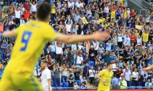 Сколько? Стало известно о бешеных темпах продаж абонементов на три матча «Астаны» в Лиге Европы