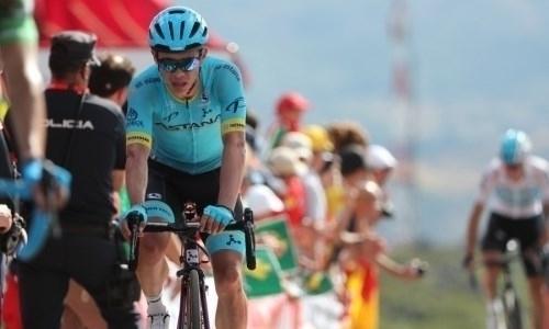 Лопес поднялся на четвертое место в общем зачете после 18-го этапа «Вуэльты Испании»