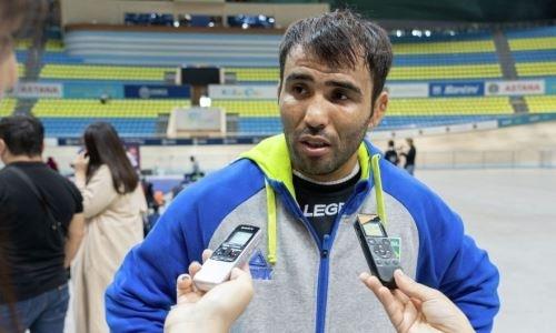 «Меня не ждут, тут своих звезд хватает». Почему борец из Казахстана выступает за Бразилию