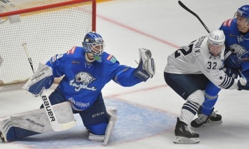 Прямая трансляция матча «Барыса» с «Адмиралом» в «регулярке» КХЛ