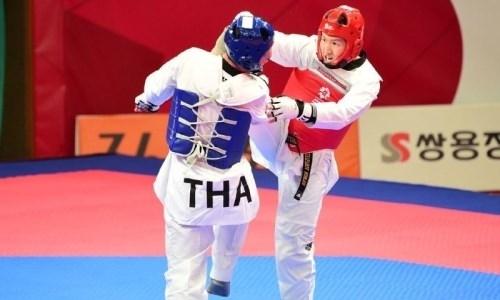Объявлен состав команды Казахстана по таеквондо на «Grand Prix Chiba»