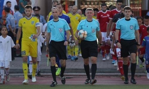 Назначения судей и инспекторов на матчи 26-го тура Премьер-Лиги