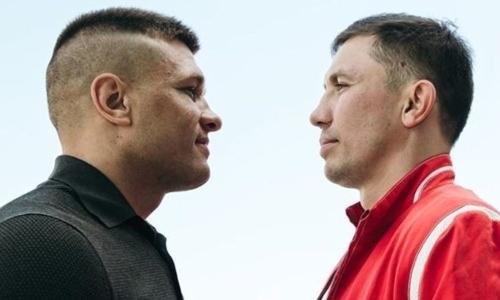 «Ржавый против хитрого». Названы победитель и точный раунд нокаута в бою Головкин — Деревянченко