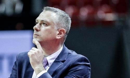 Главный тренер «Астаны» обозначил главные цели на новый сезон Единой лиги ВТБ