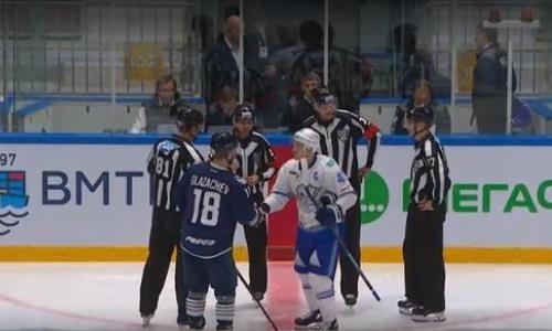 Видеообзор матча КХЛ «Адмирал» — «Барыс» 3:0