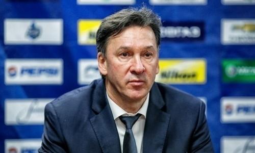 «Несовсем доволен». Тренер «Адмирала» прокомментировал крупную победу над «Барысом»