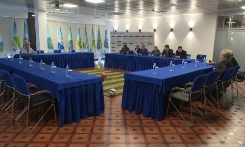 Судейско-экспертная комиссия КФФ рассмотрела спорные решения арбитров в матчах 25 тура КПЛ