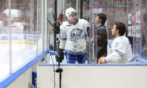 Шестисотый матч ипервый «сухарь». КХЛ подвела итог крупного поражения «Барыса» от«Адмирала»