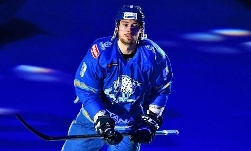 Спортивно-дисциплинарный комитет КХЛ отменил наказание игрока «Барыса»